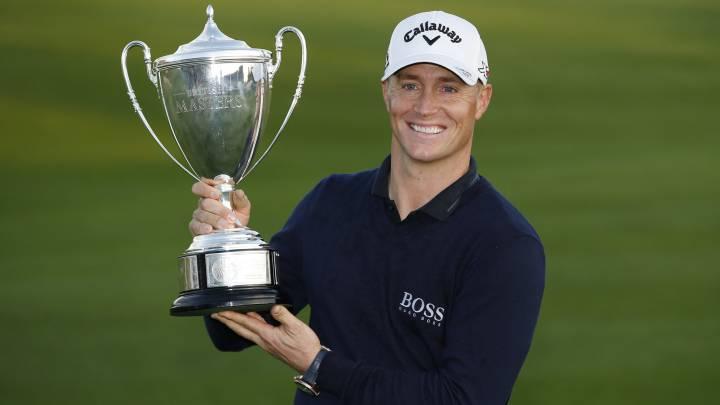 Noren gana el British Masters, su 7º título en el European Tour