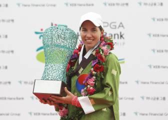 Ganadoras en el LPGA: Recari, Figueras, Muñoz y Ciganda