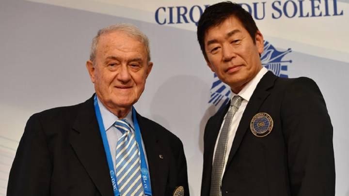 Watanabe, elegido presidente de la Federación de Gimnasia