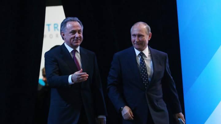 Putin hace viceprimer ministro al criticado Mutkó