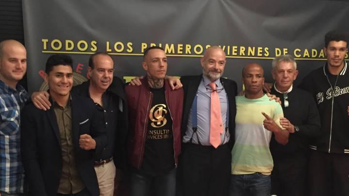 La Cubierta quiere recuperar su lugar en el boxeo nacional