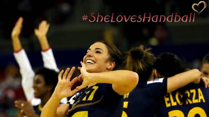 España quiere el Mundial 2021 femenino: #sheloveshandball