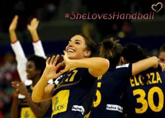 España quiere el Mundial'21 femenino: #sheloveshandball