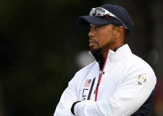 Tiger Woods dice que volverá a jugar en el mes de diciembre