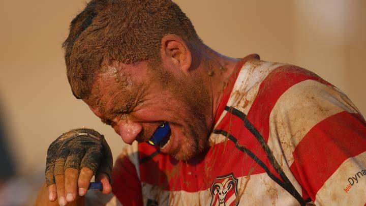 Rugby en el desierto