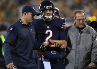 Los Chicago Bears vuelven a lo más profundo del Hoyer