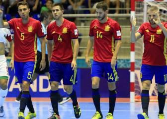 España, ante Polonia, Serbia y un equipo de la previa