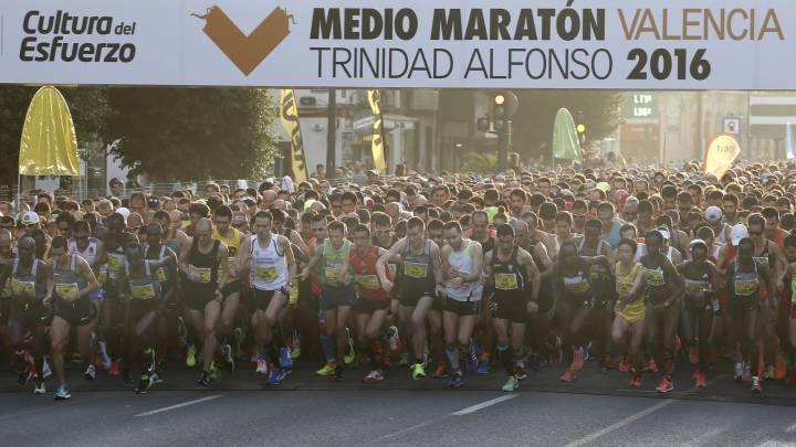 Medio Maratón Valencia estrena la primera Etiqueta de Oro