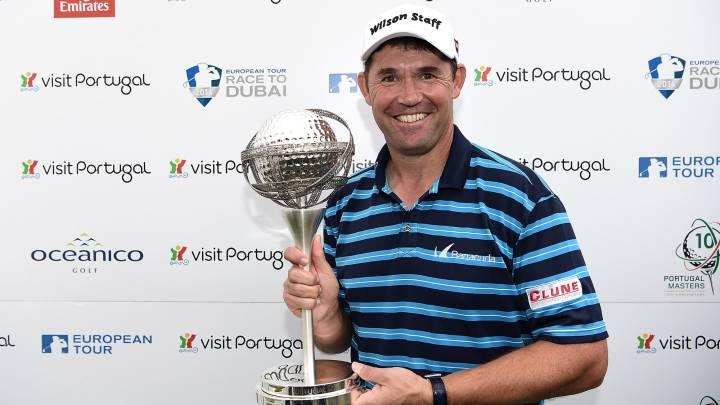 Harrington vuelve a ganar en el European Tour 8 años después