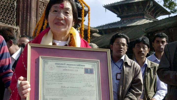 Fallece Junko Tabei, la primera mujer que escaló el Everest