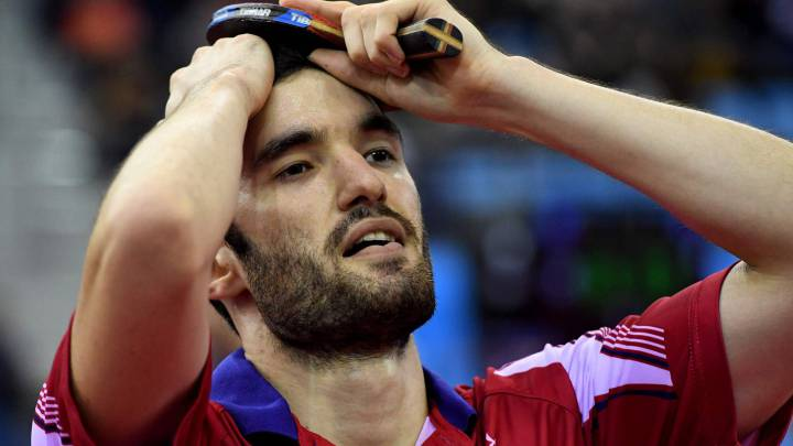 Lebesson, primer campeón de Europa francés en 40 años