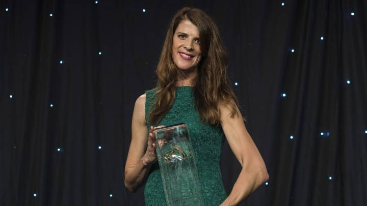 Beitia, Marín, Maialen y Perales, premios María de Villota