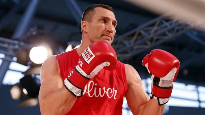Klitschko, lesionado, no tendrá su revancha hasta 2017