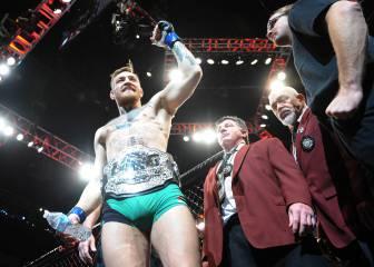 El Madrid estaría 'encantado' de albergar una pelea de McGregor
