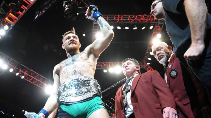 El Madrid estaría \'encantado\' de albergar una pelea de McGregor