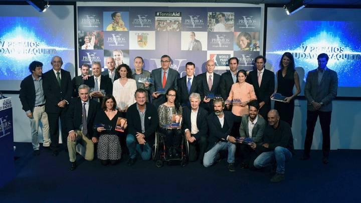 Premios María de Villota para Beitia, Marín, Chourraut y Perales