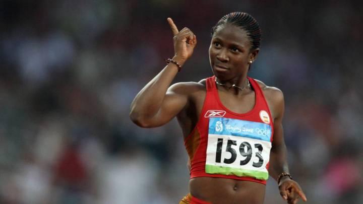 El COI ratifica la sanción a la atleta nacionalizada Onyia