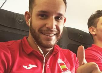 Pepe Carbonell, a por todas en el Mundial de karate de Linz