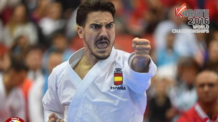 Damián Quintero logra el pase a la final de Kata en Linz