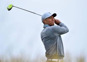 Tiger y su vuelta en diciembre: