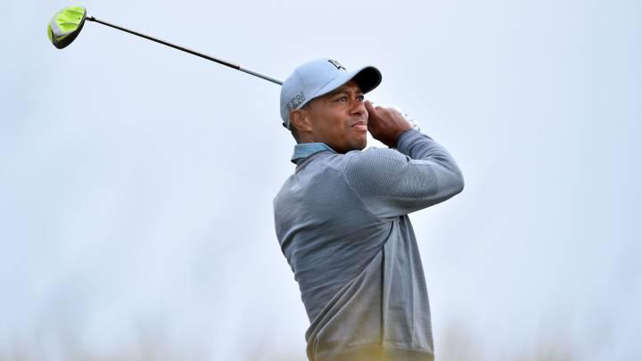 Tiger Woods y su vuelta en diciembre: \