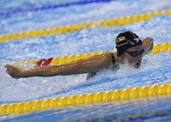 Mireia Belmonte acudirá a los Mundiales de piscina corta