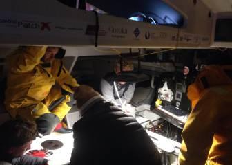 Didac Costa retornara el jueves tras reparar sus averías