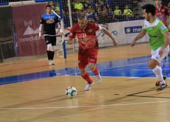 ElPozo pasa en Copa al batir al líder liguero, el Palma
