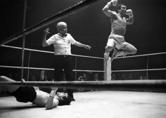 El campeón de boxeo Perico Fernández muere a los 64 años