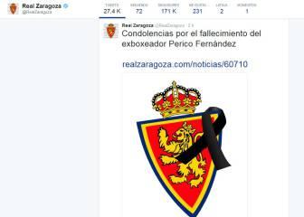 Aragón, el deporte y el boxeo en general llora por Perico