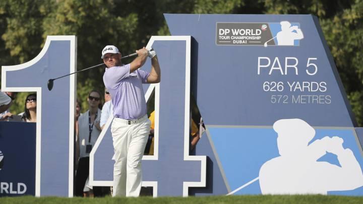 Westwood es el primer líder en Dubai, con Sergio García cuarto