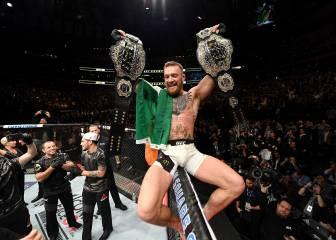 McGregor reta a Mayweather: