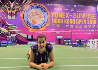 Nuevo reto de Carolina Marín: defender título en Hong Kong