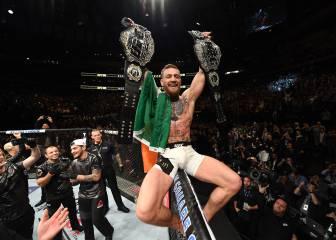 El agente de McGregor sobre la WWE: