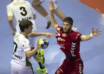 El Anaitasuna, único equipo español en ventaja en la EHF
