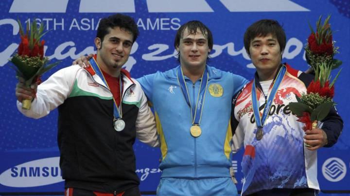 El kazajo Ilyin pierde por dopaje los oros de Londres y Pekín