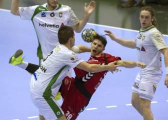 Anaitasuna y Granollers, siguen adelante en la Copa EHF