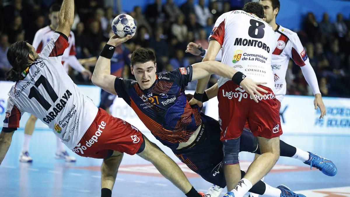 El Naturhouse sufre un duro correctivo ante el Montpellier