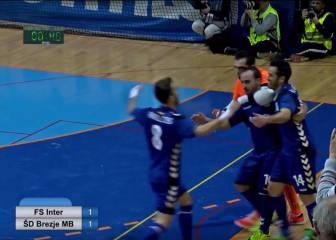El Movistar gana al Maribor y se clasifica para la Final Four