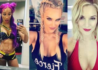 Las divas de la WWE se lucen en sus cuentas de Instragram