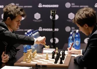 Carlsen y Karjakin se juegan el título en partidas rápidas