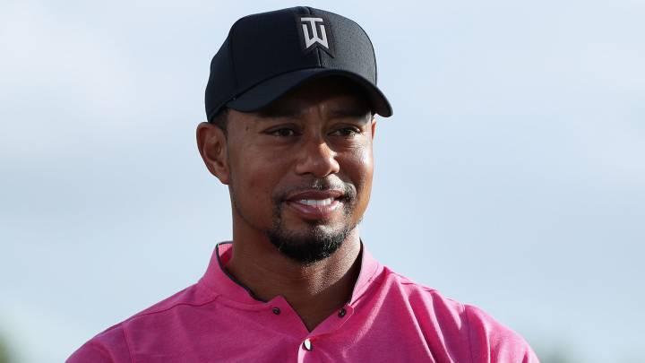 Tiger Woods, listo para volver como el... ¡898º del mundo!