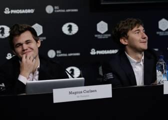 Carlsen o Karjakin, título por la vía rápida o 'armagedón'