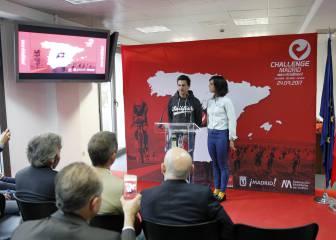 """""""Madrid se convertirá en la capital mundial del triatlón"""""""