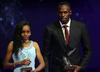 Bolt y Ayana, elegidos mejores atletas del año