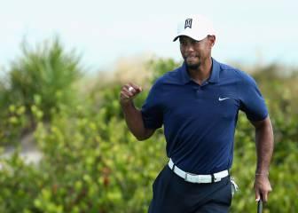 Tiger Woods ha vuelto: hace su mejor vuelta desde 2013