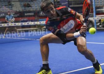 Mati Sánchez y Maxi Díaz, ante Bela y Lima en semifinales