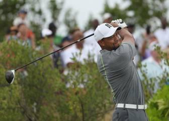 Tiger Woods continúa con su resurrección: