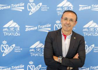 Hidalgo seguirá en el Triatlón y Fernández, a Esquí Náutico