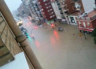 La Maratón de Málaga se suspende por las inundaciones